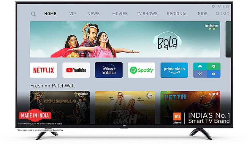 Best 43 Inch 4k Tv In India 2019-20